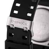 Спортивные часы Casio G-Shock ga-100 Black-White реплика, фото 3