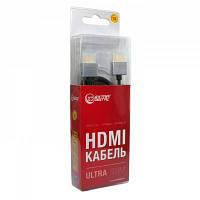 Кабель мультимедийный HDMI to HDMI 0.75m EXTRADIGITAL (KBH1603)