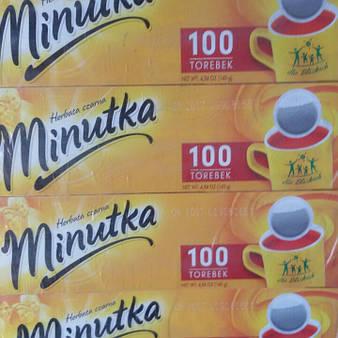 "Чай ""Минутка"", 100 шт."
