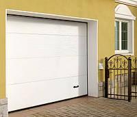 Гаражные секционные ворота Euro-Gant Gant-Standart (пружины растяжения)