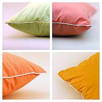 Подушка антиаллергенная 50х70см цветная Zastelli