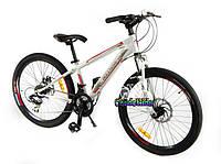 """Велосипед одноподвесный для подростка Crosser Fox 24"""""""