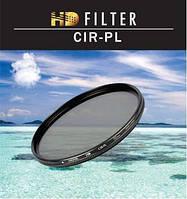 Светофильтр Hoya 62mm HD CIR-PL