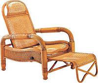 Элитное кресло-шезлонг для отдыха Дипломат - TandeM
