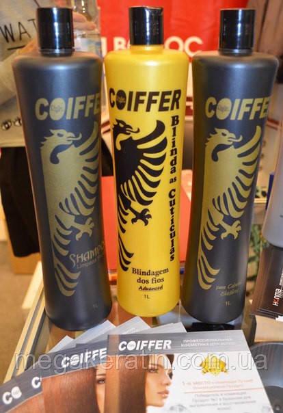 Coiffer эдвансед кератин для выпрямления волос