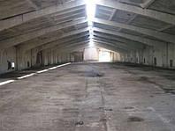 Реконструкция и модернизация железобетонных помещений
