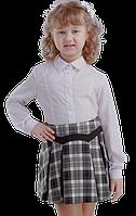Блузка для девочки Адель длинный рукав