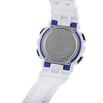 Спортивные наручные часы Casio G-Shock ga-100 White-Black Касио реплика 2f16349de879b