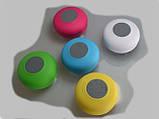 Портативная колонка Bluetooth колонка для душа водонепроницаемая MP3, фото 4