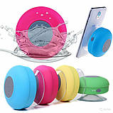 Портативная колонка Bluetooth колонка для душа водонепроницаемая MP3, фото 2