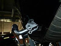 Оцинкованный фаркоп на Audi Q7 2006- Крепление на два болта