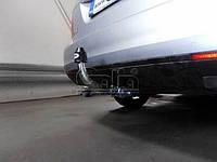 Оцинкованный фаркоп на Volkswagen Golf 5, 6 универсал Быстросъемное крепление