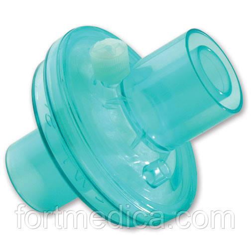 Фильтр дыхательный вирусо-бактериальный с портом Барьер Бак