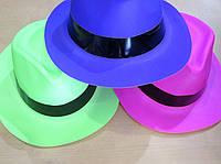 Шляпка мужская