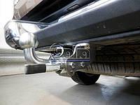 Оцинкованный фаркоп на Volkswagen Amarok 2010- Быстросъемное крепление