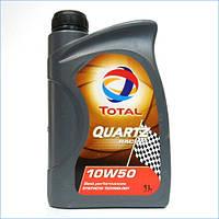 Моторное масло TOTAL QUARTZ Racing 10W-50 канистра 1л