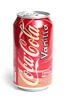 Coca-Cola Vanilla USA 0,33
