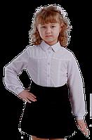 Блузка Эмилли дл.рукав 116-152 см