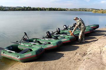 Лодки Vulkan от производителя