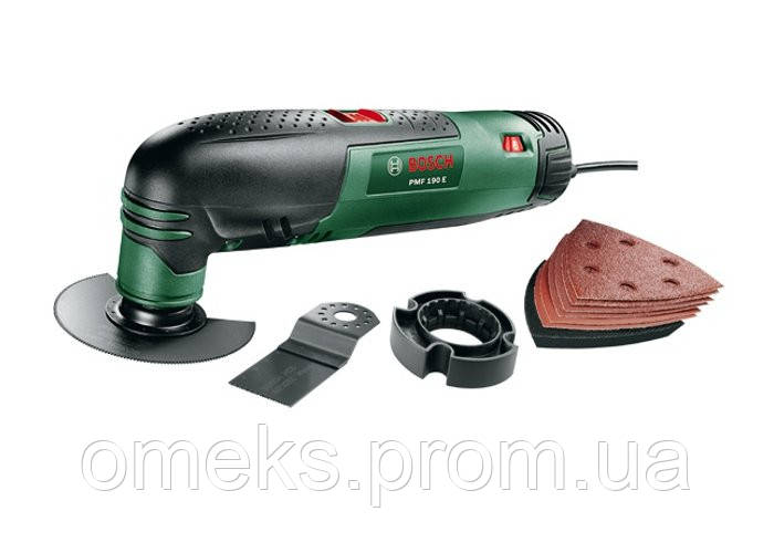Многофункциональный инструмент Bosch PMF 190 Е ALC