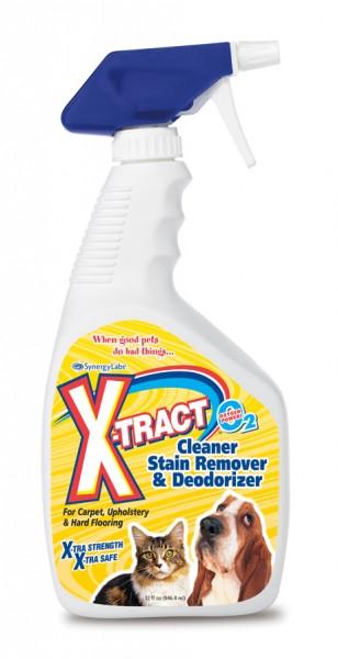 SynergyLabs ИКС-ТРАКТ X-Tract выводитель органических пятен и запахов