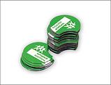 Рекламные магниты изготовление магнитов на заказ, фото 3