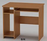 Стол для компьютера СКМ-12, небольшой, под системный блок, ДСП, для геймера, фото 5