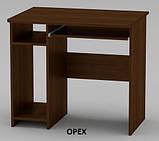 Стол для компьютера СКМ-12, небольшой, под системный блок, ДСП, для геймера, фото 7