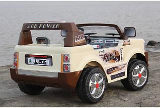 Детский электромобиль Range rover, фото 3