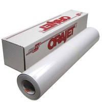 Самоклеящиеся пленки Orajet 3640 белая глянцевая ( ширина рулона 1,37 метра )