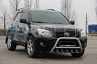 Кенгурятник Кенгур Передняя защита Toyota RAV-4 2005-2012
