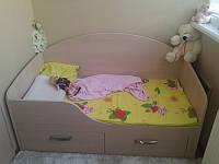 Ліжко дитяче під замовлення