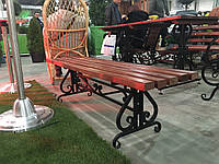 Скамейка лира 1.3м