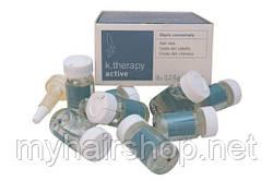 Концентрированное средство интенсивного воздействия против выпадения волос LAKME K.Therapy Active 8 шт*6 мл