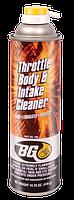 Аэрозольный очиститель системы воздухозабор BG Throttle Body & Intake Cleaner