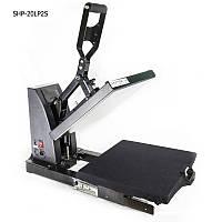 Термопресс планшетный с алюминиевой рамой и выдвижной плитой 40*50 SHP-20LP2S