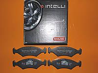 Тормозные колодки передние Intelli D309E Ford fiesta escort orion sierra (ВЕНТ)