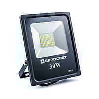 Прожектор ES-30-01 95-265V 6400K 1650Lm SMD cерия ECO Евросвет, фото 1