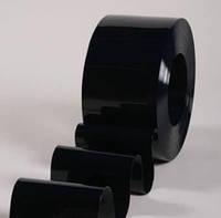Лента ПВХ (50 метров) REF.153 черная матовая 200х2