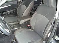 Чехлы на сиденья Субару Аутбек 4 (чехлы из экокожи Subaru Outback 4 стиль Premium)