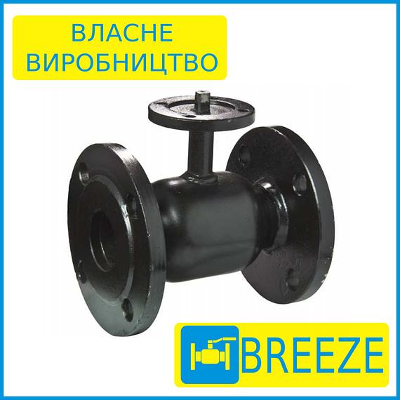 Кран шаровый стальной 11с933п Ду350/300