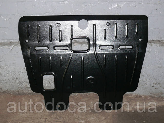 Защита картера двигателя и кпп Nissan Teana J31