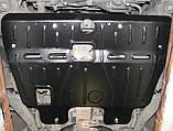Защита картера двигателя и кпп Nissan Teana J31, фото 4