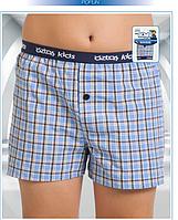 Поплиновые  боксеры для мальчиков OZTAS kod: A3125