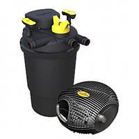 Комплект фильтрации для пруда Hagen Laguna Clear-Flo 10000 UV 24 W