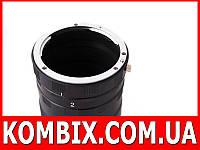 Набор макроколец для Canon EF EOS