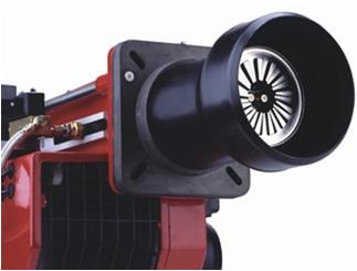 Пальники Дизельні M2.1-Z-L (потужність 237 - 830 кВт), фото 2