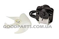 Двигатель вентилятора + крыльчатка для холодильника Indesit C00283664