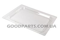 Противень стеклянный HEZ863000 для духовки Bosch 439.5x350x28mm 441174