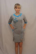 Велюровый халат, фото 3